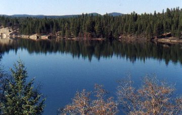 Lake Britton,Siskiyou County,CA